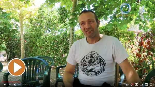 Testimonial Andres, participant in retirement of Ayahuasca International