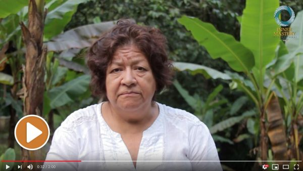 Testimonial Rosario, participant in trip to the jungle with Ayahuasca International