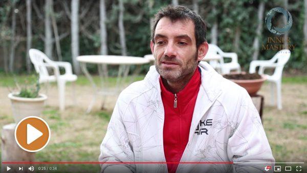 Testimonio de David despues del retiro de Ayahuasca para superar Adicciones